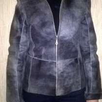 Продаю новую куртку из натуральной кожи,женская,демисезонную, в г.Могилёв