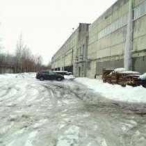 Промышленная, оборудованная складская база в С. Петербурге, в Санкт-Петербурге