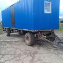 Жилой вагончик вагон дом для проживания, в Тамбове
