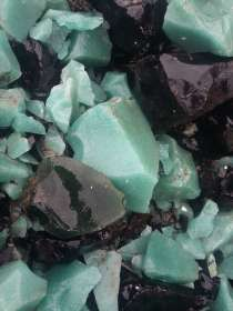 Продаю стеклянные камни разных цветов, в Владимире
