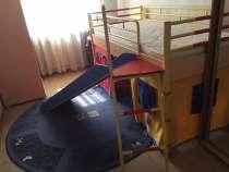 Продам детскую кровать, шкаф и матрас Cilek, в Владивостоке