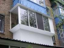 Остекление балконов, пластиковые окна, решётки на окна и ро, в Хабаровске