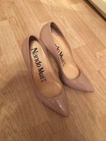 Новые итальянские туфли, в Москве