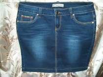 Юбка джинсовая, в Омске