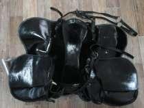 Седло из натуральной кожи в комплекте кавалерийское, в г.Талдыкорган