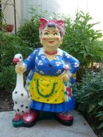Производство садовых фигур, копилок, сувениров, в Геленджике