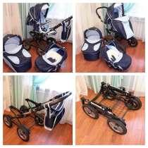 Детская коляска Baby-Merc Classic Q-7 3 в 1 Польша, в Москве