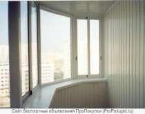 Отделка балконов и лоджий, в Саратове