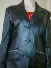 Женская кожаная куртка, в Москве