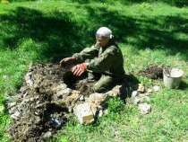 Ручная чистка канализационных колодцев, в Новочеркасске