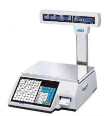 Весы с печатью этикеток CAS CL-5000J, в Махачкале