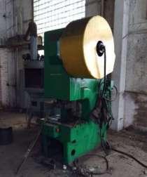 Пресс кривошипный К2130В, в г.Сумы