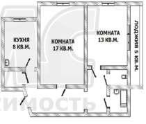 Продам 2х комнатную по ул. Чичерина, 13, в Челябинске
