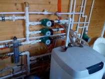 Монтаж котла и системы отопления, проектирование, в Казани
