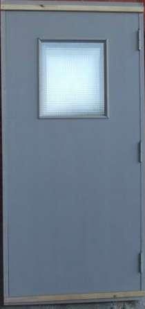 Двери строительные деревянные Арсенал дверей Оргалитовые, в Екатеринбурге