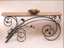 Кованная мебель, предметы интерьера, в Кургане