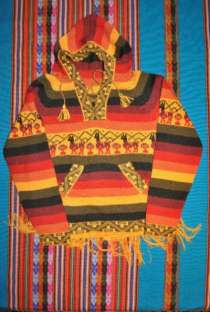 Свитер Шакита из шерсти высокогорных жив Размер: 42–44 (S), в Кинешме