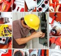 Предоставляем услуги по электроснабжению коттеджей, квартир, в Уфе