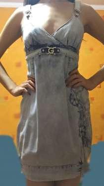 Джинсовое платье, в г.Павлодар