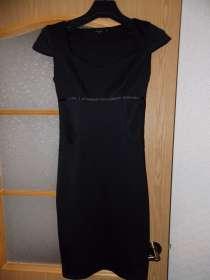 Черное офисное платье, в Перми