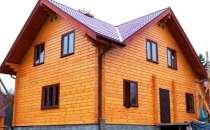 Дом из бруса под ключ, в Ижевске