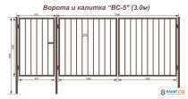 Продам ворота и калитки, в Рыбинске