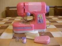 детская швейная машинка, в Мытищи