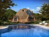 Произведем и построим свою Купольную баню, в Санкт-Петербурге