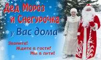 Дед Мороз и Снегурочка на дом, в Златоусте