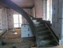 Монолитные лестницы любой сложности и фантазий, в г.Минск