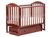 Детская кроватка Лилия Люкс универсальный маятни, в Волгограде