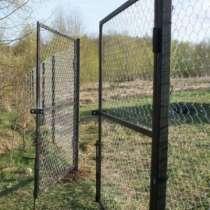 Ворота и калитки садовые, в Ульяновске