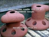Тумба ТСО-25 с подъёмом опоры, в Новороссийске