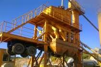 Мобильный асфальто-бетонный завод 64 тонн/час, в Белгороде
