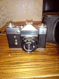 Продам фотоапарат zinit, в Москве