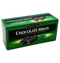 Chocolate Mints - dark chocolate bars mint 200g Austria, в Санкт-Петербурге
