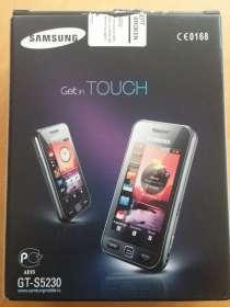 Телефон Samsung GT-S5230, в Москве