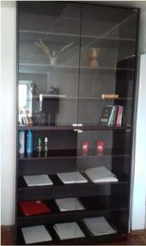 Шкаф книжный индивидуальный заказ, в Уфе