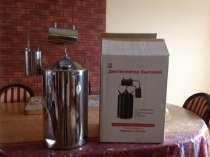 Продаётся дистиллятор бытовой объёмом 20 литров с термометро, в Екатеринбурге
