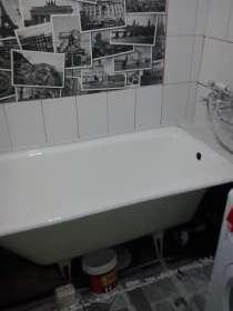 Реставрация ванн жидким акрилом, в г.Семей