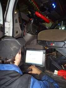 Отключение системы ЕГР для детройт S-60, в г.Чехов