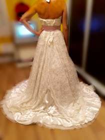 Универсальное свадебное платье, в Москве