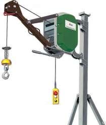 Строительная лебедка ем-204 Haemmerlin г/п 200 кг, в Чебоксарах