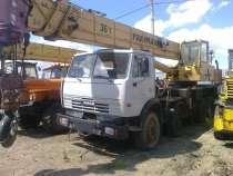 Продам автокран 36 тонный, в Уфе