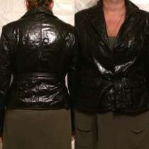 Продаю куртку кожа, БУ, в Москве