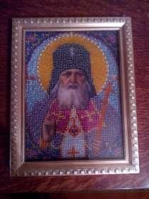 Образ Святителя Луки из бисера, в г.Симферополь