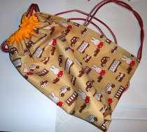Мешок-рюкзак для школьника. 350 руб, в Первоуральске