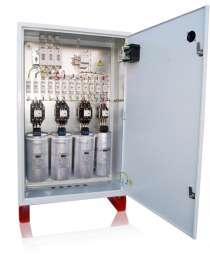 Конденсаторные установки компенсации реактивной мощности АУК, в Калининграде