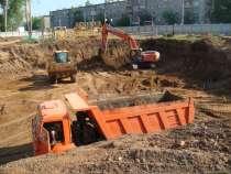 Разработка котлованов, рытье траншей, ям, в Челябинске