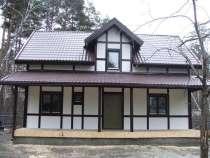 Каркасный дом StolyarAtelier, в Краснодаре